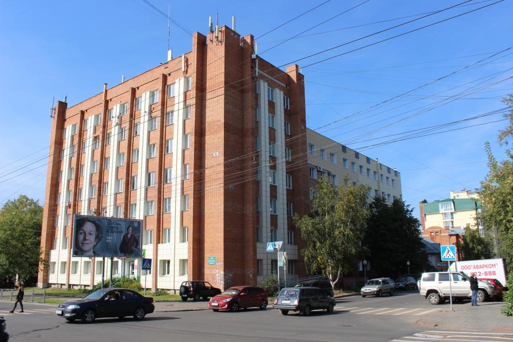 Все больницы томска где сделать аналез крови
